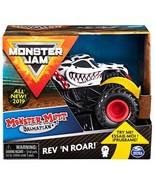 Monster Jam Monster Mutt Dalmatian Rev 'N Roar Monster Truck, 1:43 Scale - $12.99