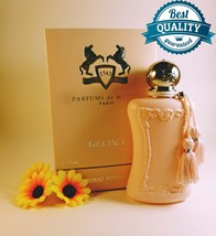 Parfums De Marly Delina Eau De Parfum EDP 75 ml 2.5 oz Women Perfume Spray New - $149.90