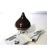HERSHEY'S Dessert Fondue Chocolate Brown Set Ca... - $5.87