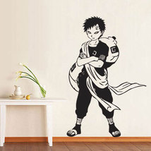 Naruto Shippuuden Gaara Vinyl Wall Art Decal (W... - $31.99