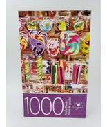 Cardinal 1000 Pc Jigsaw Puzzle - Festive Candies - New - $18.99