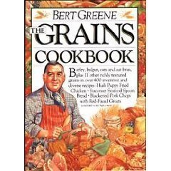 Bert Greene - The Grain's Cookbook - Paperback