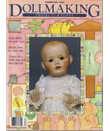 Dollmaking Magazine;Summer 1988;Hilda by Margaret Wolfe Cover;Projects,P... - $9.99