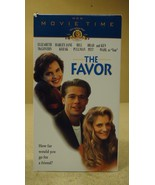 MGM The Favor VHS Movie  * Plastic * - $4.93