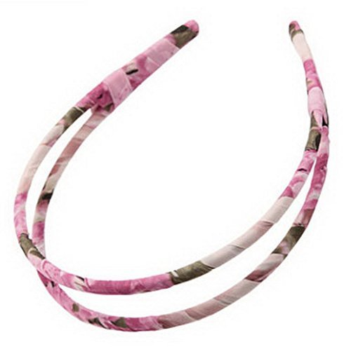 Double-deck Lovely Hair Accessories Fashion Headband PINK