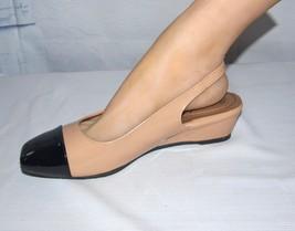 Soft Style by Hush Puppies Heels Patent Style Moyen Style Size 7.5M  - $19.75