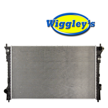 RADIATOR FO3010314 FOR 10-18 LINCOLN MKS FORD TAURUS POLICE 2.0L 3.5L image 1