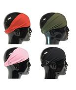Men Women Sports Headbands Exercise Workout Running Crossfit Sweatband - $14.17+