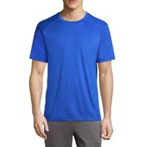 Xersion Short Sleeve Round Neck T-Shirt Size XL New Sharp Blue - $14.99