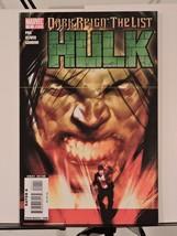 Dark Reign: The List - Hulk #1 (Dec 2009, Marvel) - $4.95