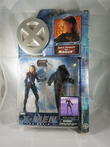 Marvel X-Men The Movie Anna Paquin as Rogue, Battle Suit Rogue NIP - $15.88