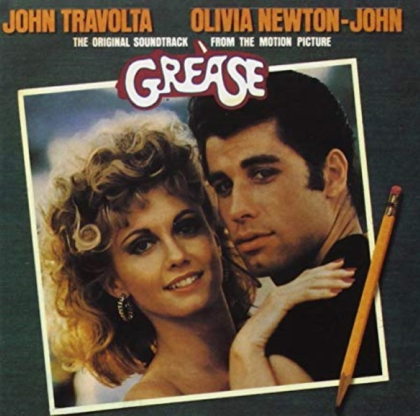 Grease Original 1978 Motion Picture Soundtrack Cd