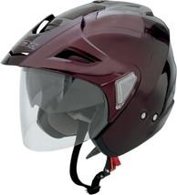AFX FX-50 Solid Helmet Adult 2XL Wine 0104-1392 - $109.95