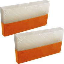 2X Gluta Glutathione + Kojic Acid 2in1 Soap Bars Skin Whitening Bleachin... - $8.99