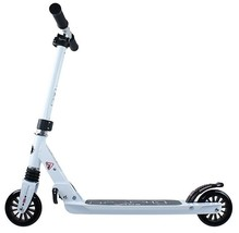 Aluminium Scooter Vivo Smart 125mm White Push Scooter ABEC-7 - $87.06