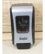 GOJO MANUAL PUMP HAND SOAP DISPENSER BLACK GRAY NEW OPEN BOX - $39.59