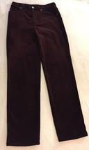 Lauren Jeans Co Ralph Lauren Women's Corduroy Brown Jeans Size 6 - $24.99