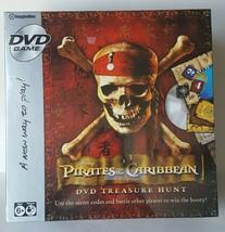 Pirates of the Caribbean Treasure Hunt DVD Game 2006. Sealed. - $17.00