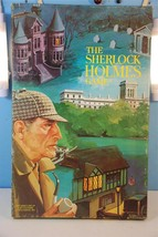 The Sherlock Holmes Game Mystery - Cadaco 1974 Clean Beautiful Graphics - $38.12