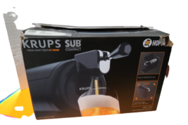 Krups Hopsy Sub Compact Beer Cooler Sub Dispenser Tap Key New Complete O... - $49.50