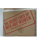 FRANK WARREN 2 BOOKS POST SECRET  &  SECRET LIVES OF MEN AND WOMEN - $17.28