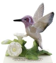 Hagen-Renaker Miniature Ceramic Bird Figurine Calypte Anna's Hummingbird image 4