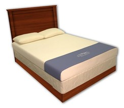 Easy-Rest 7-Inch Chiro-Rest Memory Foam Mattress, Premium Full - $294.00