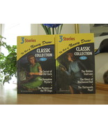 NANCY DREW BEST OF SET VOLUMES 1 & 2 NICE GIFT SET With Free Nancy Drew Pin - $19.50