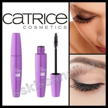 CATRICE Cosmetics ALL ROUND Mascara Ultra Black Extra Volume Curl and Le... - $10.78