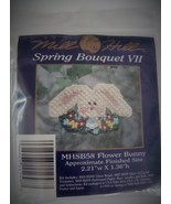 Mill Hill Spring Bouquet Collection VII Flower ... - $5.49