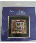 Mill Hill Bead and Button Spring Series Main St... - $12.75