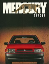 1989/1990 Mercury TRACER sales brochure catalog US 90 Sport - $6.00
