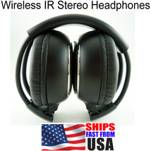 1 NEW GM Chevy Traverse Wireless DVD Car Headphones Fast Free Shipping! - $21.95