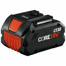 2-Pack Bosch BAT620-2PK 18-volt Lithium-Ion 4.0 AH Battery with Digital Fuel Gauge