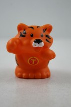 """FISHER PRICE LITTLE PEOPLE Alphabet Zoo Letter """"T"""" Tiger - $2.96"""