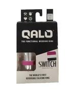 Qalo Functional Wedding Ring  SWITCH Womens Size 6 Fuscia/White Fitness ... - $17.09