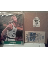 NEVER OPEN LARRY BIRD FROM THE BOSTON CELTICS  COLLECT NBA HOOPS ACTION  - $20.00
