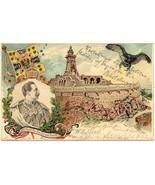 Mit Gott Fur Kaiferund Reich German Post Card vintage 1906 - $15.00
