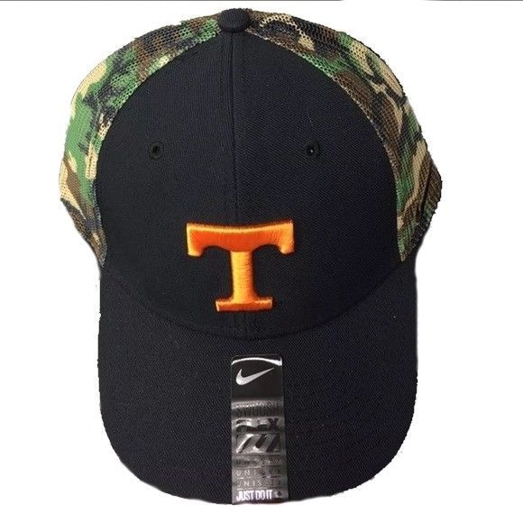best service 70b44 e5960 Nike Tennessee Volunteers Woodland Camo Hat and 50 similar items. S l1600