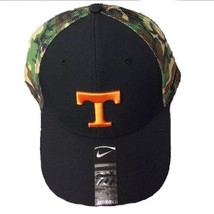Nike Tennessee Volunteers Woodland Camo Hat Flex Fit One Size New Vols - $24.22