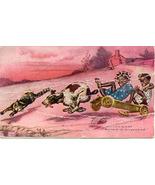 Kornelia Kinks Jocular Jinks 1907 Post Card - $5.00