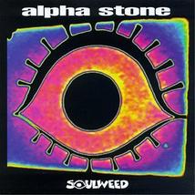 Soulweed - Sealed CD - Alpha Stone (Indie Rock - 1997 - Bomp Records) - $12.95