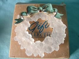 Avon Holiday Reflections Ornament Wreath - NIP - $9.99