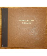 Victor Gilbert & Sullivan The Mikado Record Alb... - $78.22
