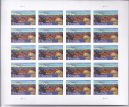1864 NEVADA - (USPS) SOUVENIR FOREVER STAMPS 20 - $14.95