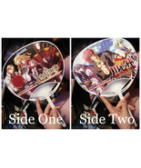 Double Sided Anime Fan - $3.00