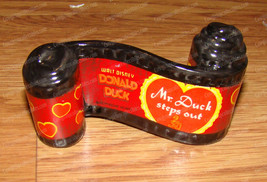 Walt Disney Classics, Mr. Duck Steps Out (1993) WDCC, Opening Title Move... - $18.32
