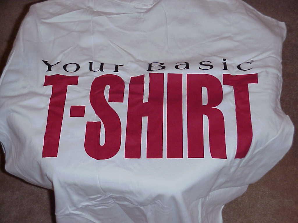 Tob your basic t shirt