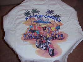 Tob a pack of camels t shirt thumb200