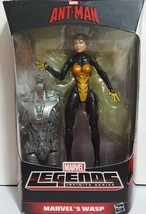 Marvel Legends Infinite Series Ant-Man Marvel's Wasp 6 Inch Action Figure - $37.39
